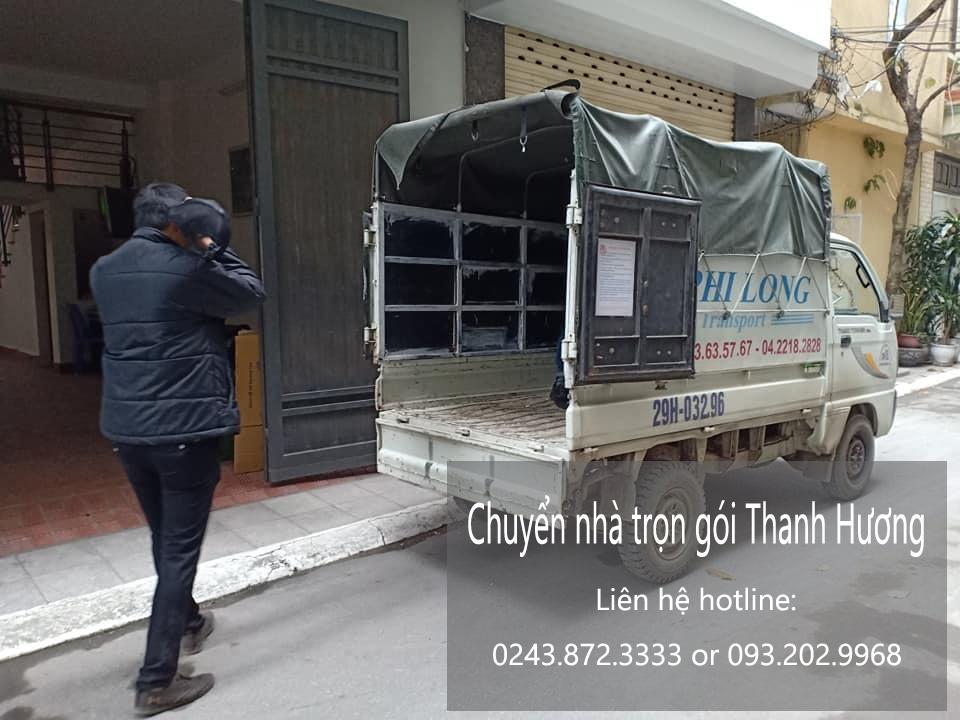 Chuyển văn phòng giá rẻ tại phố Nguyễn Cao