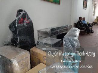 Dịch vụ chuyển văn phòng giá rẻ tại phố Nguyễn Bỉnh Khiêm