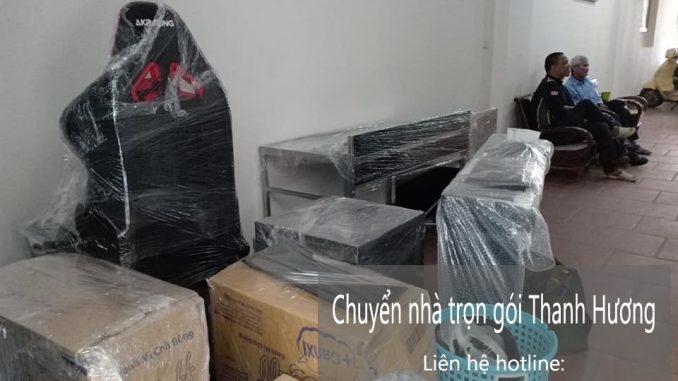 Dịch vụ chuyển văn phòng giá rẻ tại phố Vạn Kiếp