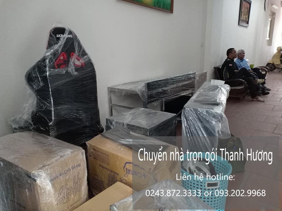 Dịch vụ chuyển văn phòng giá rẻ tại phố Nguyễn Bình