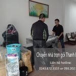 Dịch vụ chuyển văn phòng giá rẻ tại phố Lê Đức Thọ