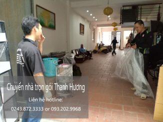 Chuyển văn phòng giá rẻ tại phố Hoàng Sâm