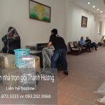 Dịch vụ chuyển văn phòng giá rẻ tại phố Nguyễn Huy Tự