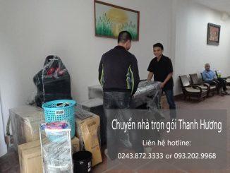 Dịch vụ chuyển văn phòng giá rẻ tại phố Lò Rèn