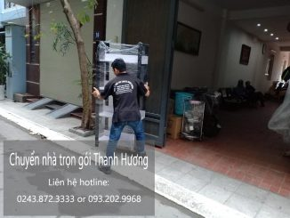 Dịch vụ chuyển văn phòng tại phố Lê Văn Hiến