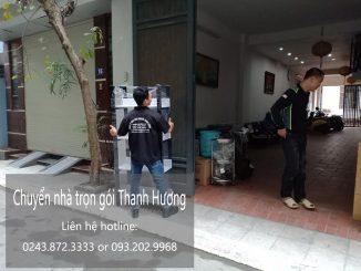 Chuyển văn phòng trọn gói tại phố Kim Quan
