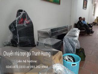 Dịch vụ chuyển văn phòng giá rẻ tại phố Trần Tế Xương