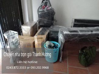 Dịch vụ chuyển văn phòng giá rẻ tại phố Lê Văn Linh
