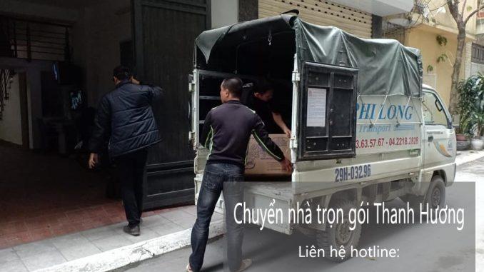 Chuyển văn phòng tại phố Thiên Đức