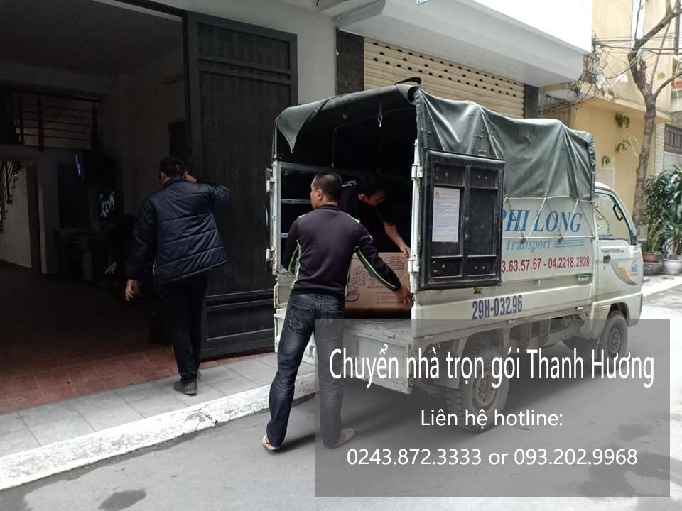 Chuyển văn phòng tại phố Đồng Dinh