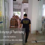 chuyển văn phòng Thanh Hương tại phố Lãn Ông