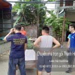 Dịch vụ chuyển văn phòng giá rẻ tại phố Hạ Yên 2019