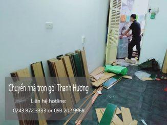 Dịch vụ chuyển văn phòng tại phố Cao Thắng
