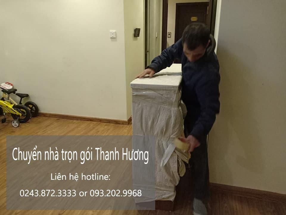 Chuyển văn phòng giá rẻ tại phố Quảng An