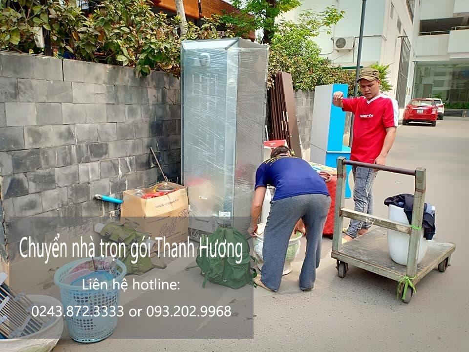 Dịch vụ chuyển nhà trọn gói tại đường Đa Phúc