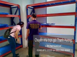 Dịch vụ chuyển văn phòng giá rẻ tại phố Trần Điền