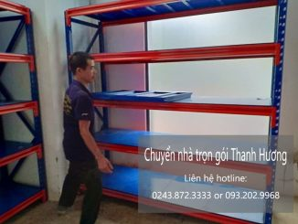 Dịch vụ chuyển văn phòng giá rẻ tại phố Lý Văn Phức