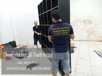 Dịch vụ chuyển văn phòng giá rẻ tại phố Triều Vũ