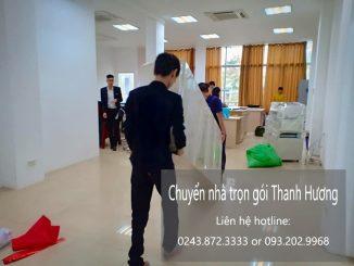 Dịch vụ chuyển văn phòng giá rẻ tại phố Hàng Lược