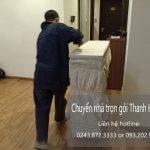 Dịch vụ chuyển văn phòng giá rẻ tại phố Nhân Hòa