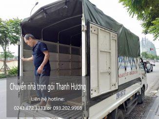 Chuyển văn phòng Thanh Hương tại phố Trung Mầu
