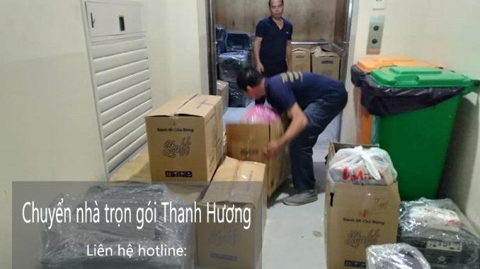 Dịch vụ chuyển văn phòng tại phố La Nội