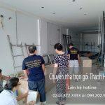 Chuyển văn phòng giá rẻ tại đường Linh Đàm