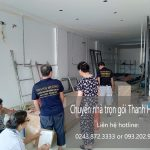 Dịch vụ chuyển văn phòng giá rẻ tại phố Lê Thanh Nghị