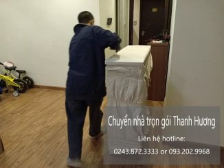 Dịch vụ chuyển văn phòng tại phố Đức Thắng