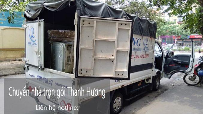 Thanh Hương chuyển văn phòng tại phố Cổ Linh