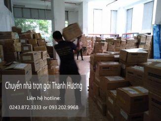 Chuyển nhà giá rẻ Thanh Hương tại phố Gia Quất.