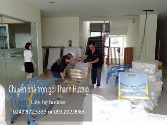 Dịch vụ chuyển văn phòng tại phố Tả Thanh Oai