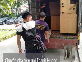 Dich vụ chuyển văn phòng tại phố Phan Phù Tiên