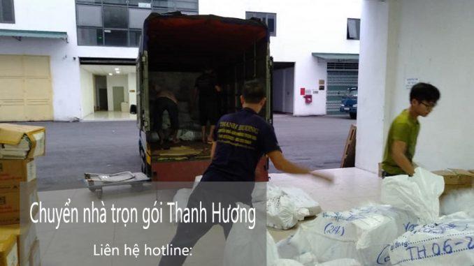 Dịch vụ chuyển văn phòng tại phố Dương Văn Bé