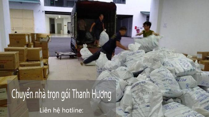 Dịch vụ chuyển văn phòng tại phố Đặng Xuân Bảng