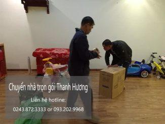 Chuyển nhà trọn gói Thanh Huơng tại phố Hội Xá