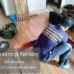 Chuyển văn phòng trọn gói Thanh Hương tại phố Cao Xuân Huy