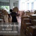 Chuyển nhà giá rẻ Thanh Hương tại phố Cầu Diễn