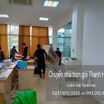 Thanh Hương chuyển nhà giá rẻ tại phố Bùi Xuân Phái