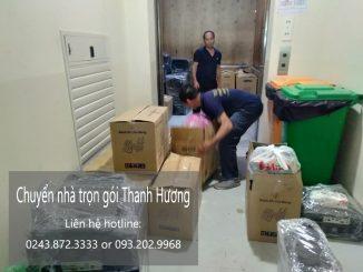 Chuyển văn phòng uy tín Thanh Hương tại đường Hồ Tùng Mậu