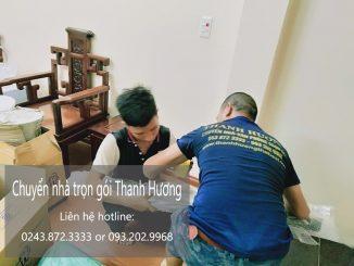 Dịch vụ chuyển văn phòng tại phường Trần Hưng Đạo