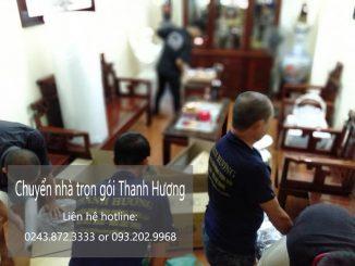 Dịch vụ chuyển văn phòng tại phường Đội Cấn