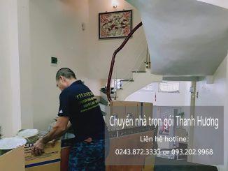 Dịch vụ chuyển văn phòng tại phường Hàng Buồm