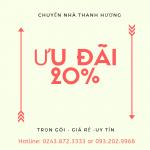 Chuyển nhà giá rẻ trọn gói Thanh Hương tại phố Mậu Lương