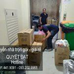 Chuyển văn phòng chất lượng Thanh Hương tại phố Ngọc Hồi