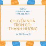 Dịch vụ chuyển văn phòng tại phường Việt Hưng