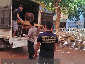 Dịch vụ chuyển văn phòng tại xã Đông Mỹ