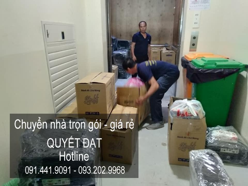 Chuyển hàng tết giá rẻ Thanh Hương phố Kim Mã Thượng