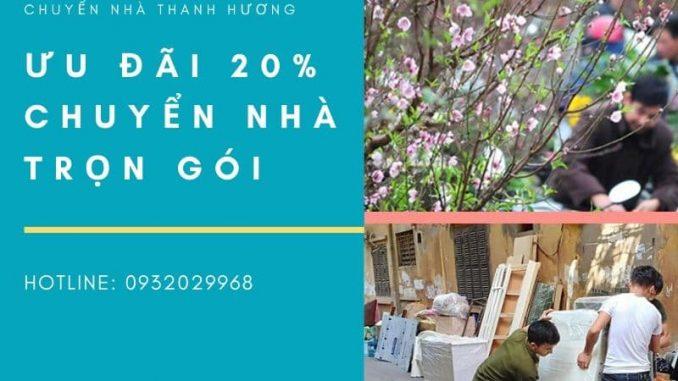 Dịch vụ chuyển văn phòng tại xã Việt Hùng