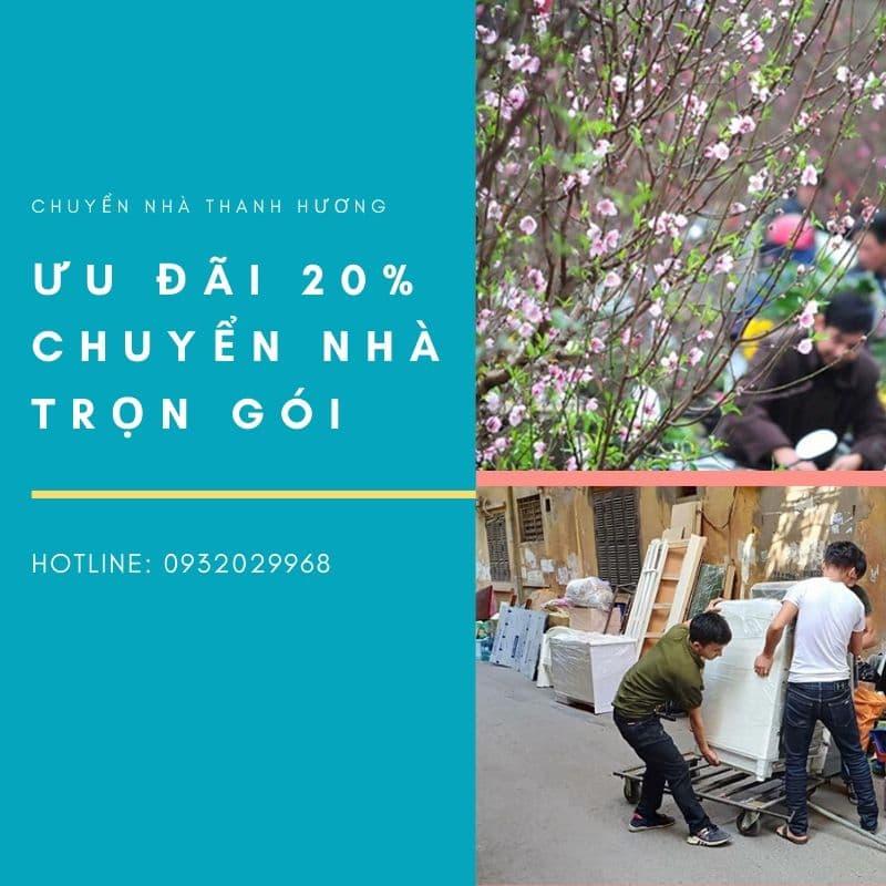 Dịch vụ chuyển văn phòng tại xã Vân Hà